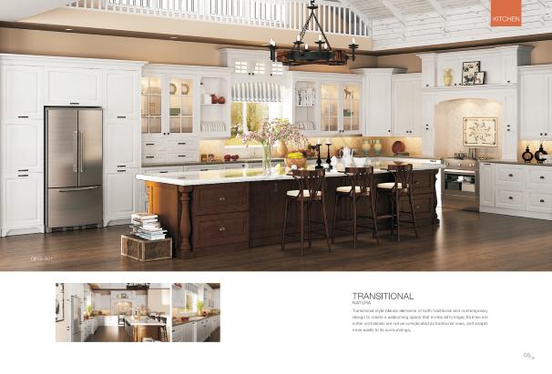 Kitchen – Transitional