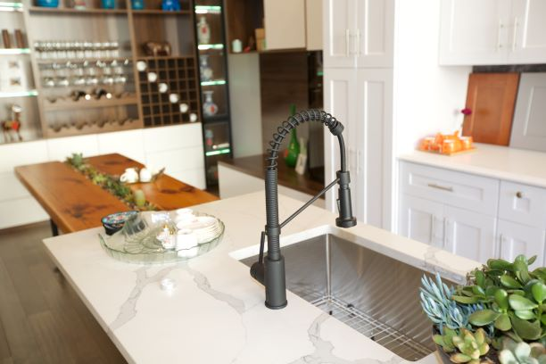 Kitchen with different style