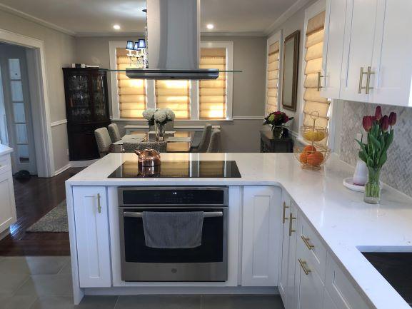 kitchen Gut Renovation